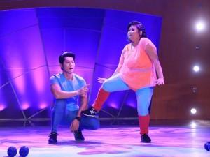 """Mr. Đàm """"đối đầu"""" Hoài Linh vì thí sinh """"Bước nhảy"""""""