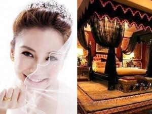 Tài sản của Angelababy không kém cạnh Huỳnh Hiểu Minh
