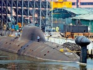 Tàu ngầm hạt nhân Ấn Độ bắn thử tên lửa trong tháng 10