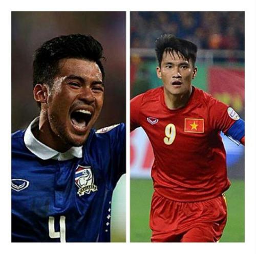Những cặp kỳ phùng địch thủ trong trận Việt Nam-Thái Lan - 1