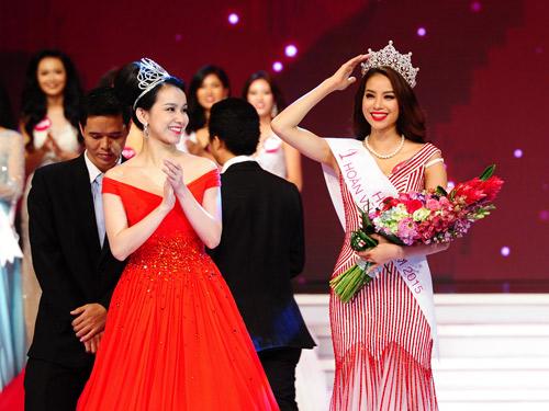 Khám phá vương miện 2,2 tỷ đồng của HH Phạm Thị Hương - 9