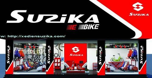 Tại sao nên chọn xe điện Suzika để phân phối? - 9