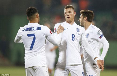 Toàn thắng ở vòng loại Euro 2016, ĐT Anh lập kỉ lục - 1