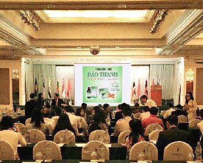 """Diễn đàn """"kết nối doanh nghiệp Việt Nam – Thái Lan hướng tới Asean 2015"""" - 3"""