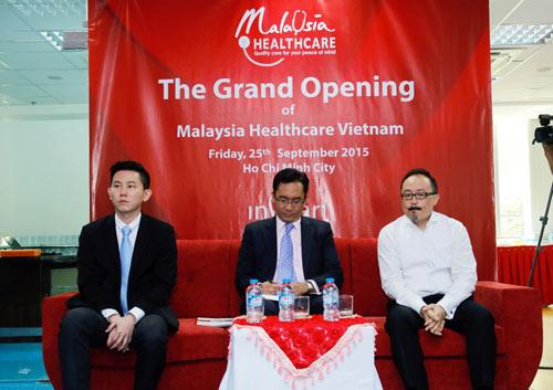 Văn phòng Du lịch Y tế Malaysia chính thức tới Việt Nam - 3