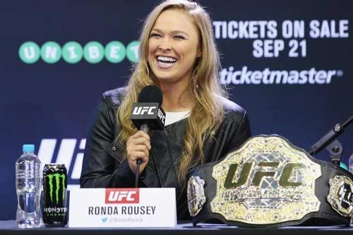 Lộ diện bạn trai Ronda Rousey: Từng bị tố đánh đập vợ cũ - 2