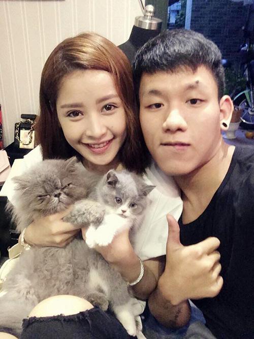 """Mèo """"hàng trăm triệu"""" làm thú cưng của người đẹp châu Á - 7"""