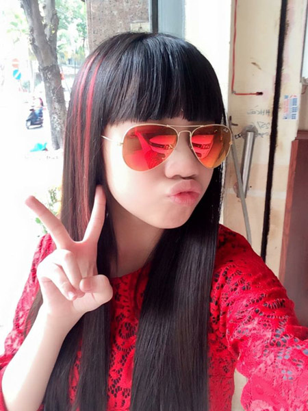 Thời trang cá tính của cô bé 13 tuổi sở hữu chiều cao 1m70 - 10