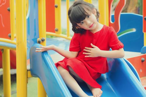 Con gái xinh như thiên thần của hoa hậu Ngọc Diễm - 4