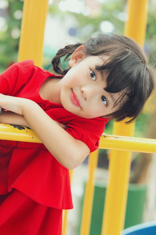 Con gái xinh như thiên thần của hoa hậu Ngọc Diễm - 5