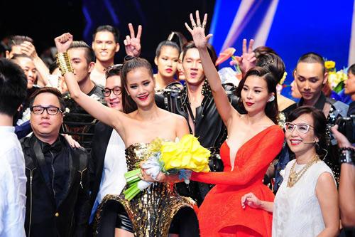 "Nhặt ""sạn"" tại Vietnam's Next Top Model 2015 - 5"