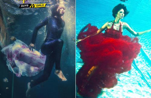 "Nhặt ""sạn"" tại Vietnam's Next Top Model 2015 - 8"