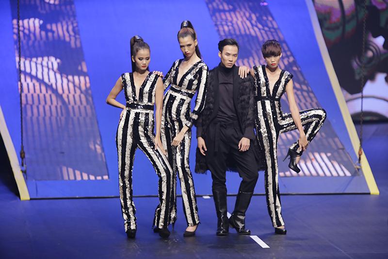"Nhặt ""sạn"" tại Vietnam's Next Top Model 2015 - 2"