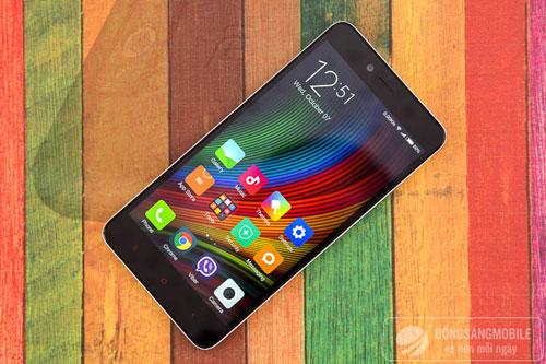 """Giá """"cực sốc"""" dành cho Xiaomi Redmi Note 2 - 1"""