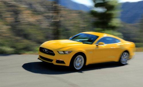 Điểm danh 10 ô tô mạnh 400 mã lực giá mềm nhất - 1