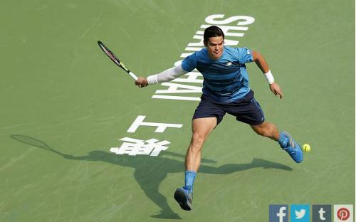 Shanghai Masters ngày 2: Raonic vất vả đi tiếp - 1