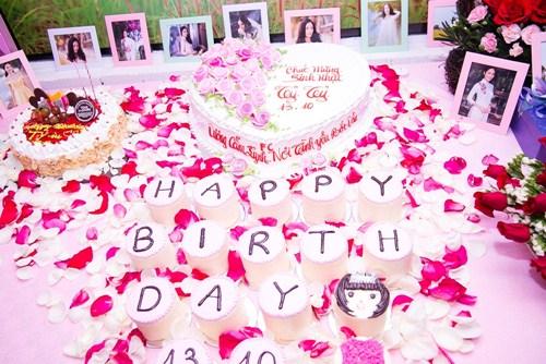 Cẩm Lynh liên tục bị fan làm khó trong ngày sinh nhật - 9