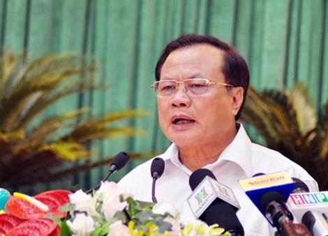 Bí thư Thành ủy Hà Nội nói về vụ 8B Lê Trực - 1