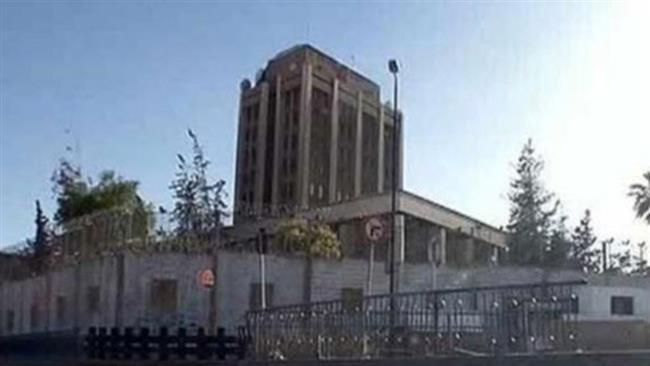 Đại sứ quán Nga tại Syria bị quân nổi dậy tấn công - 1