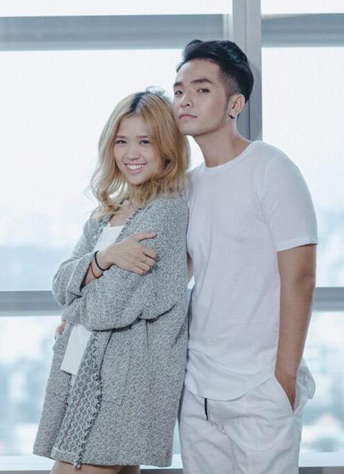 Phạm Hồng Phước thân mật cùng bạn diễn nữ trong MV - 3