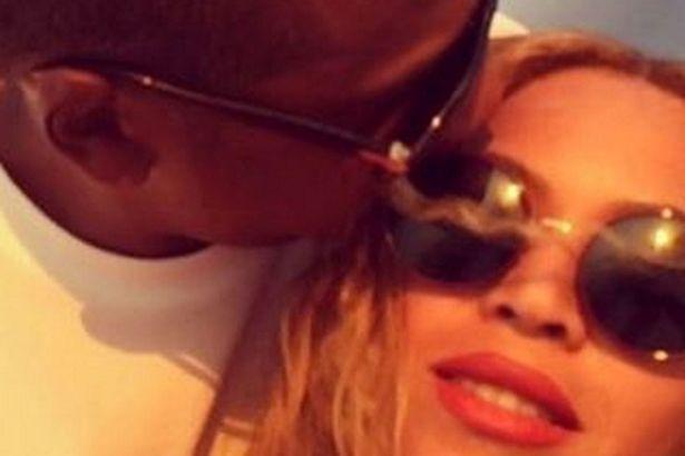 Beyonce và Jay Z dập tắt tin đồn ly hôn - 1