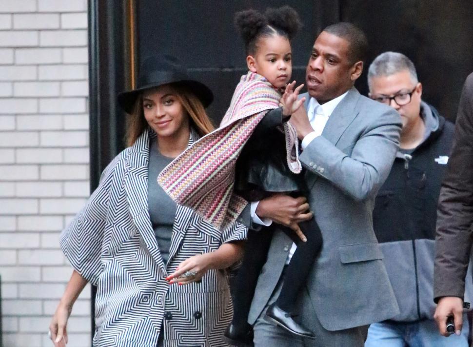 Beyonce và Jay Z dập tắt tin đồn ly hôn - 2