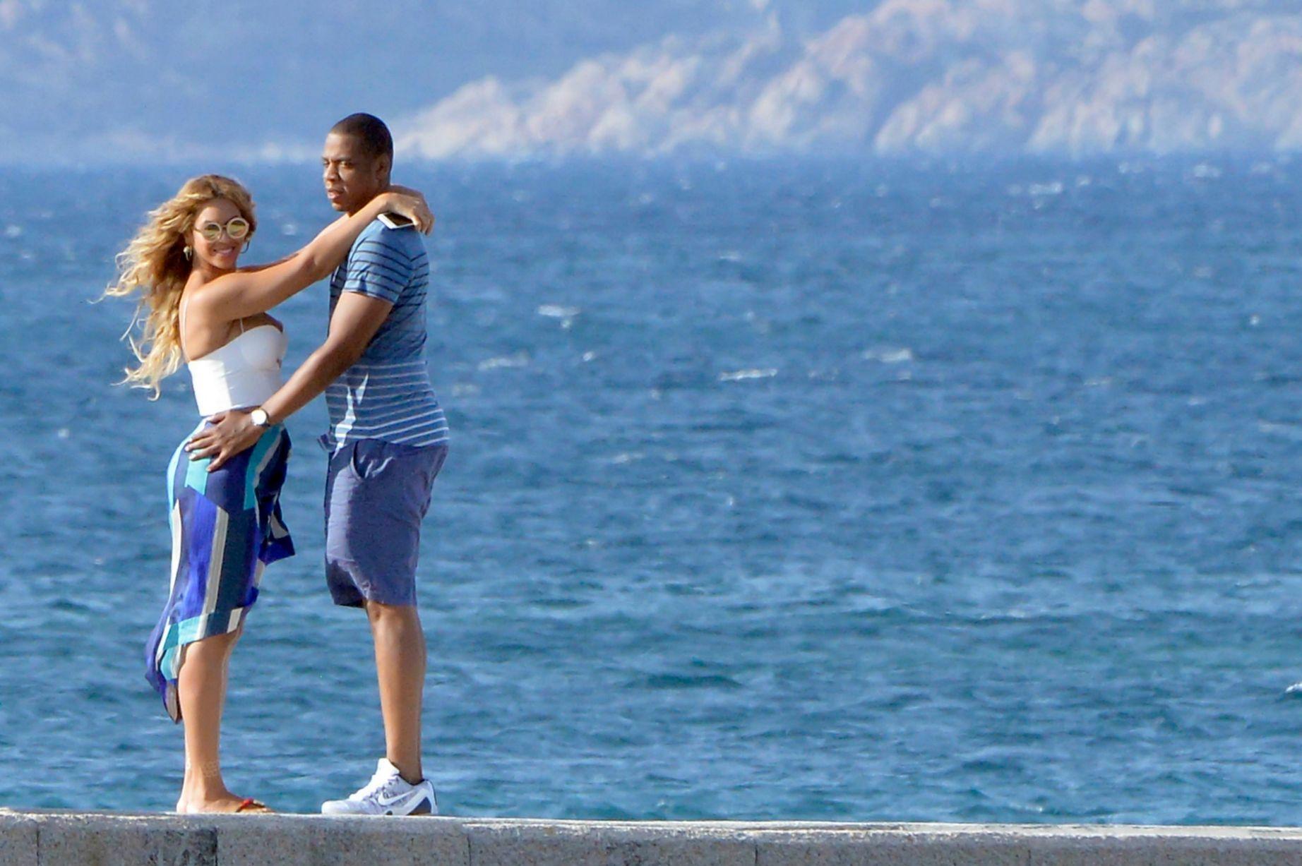 Beyonce và Jay Z dập tắt tin đồn ly hôn - 3