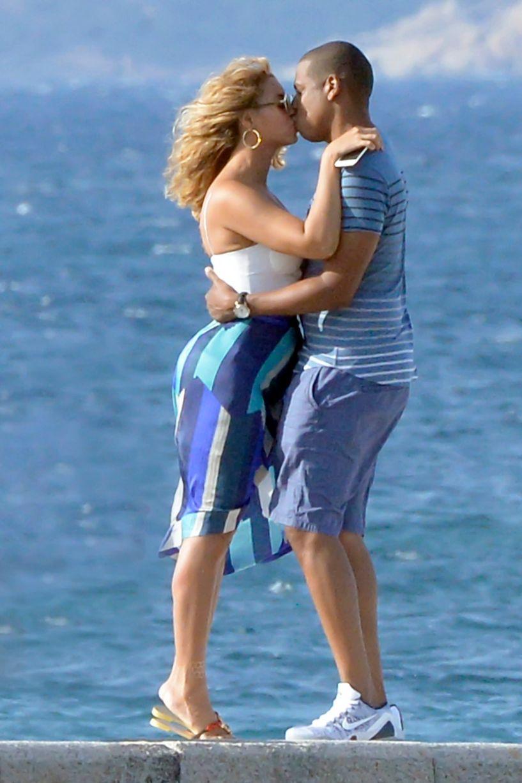 Beyonce và Jay Z dập tắt tin đồn ly hôn - 4