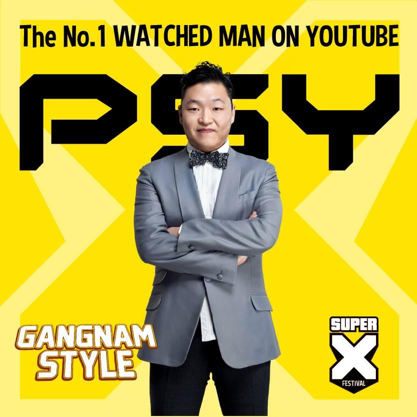 """Rộ tin cha đẻ """"Gangnam Style"""" sắp sang Việt Nam - 1"""