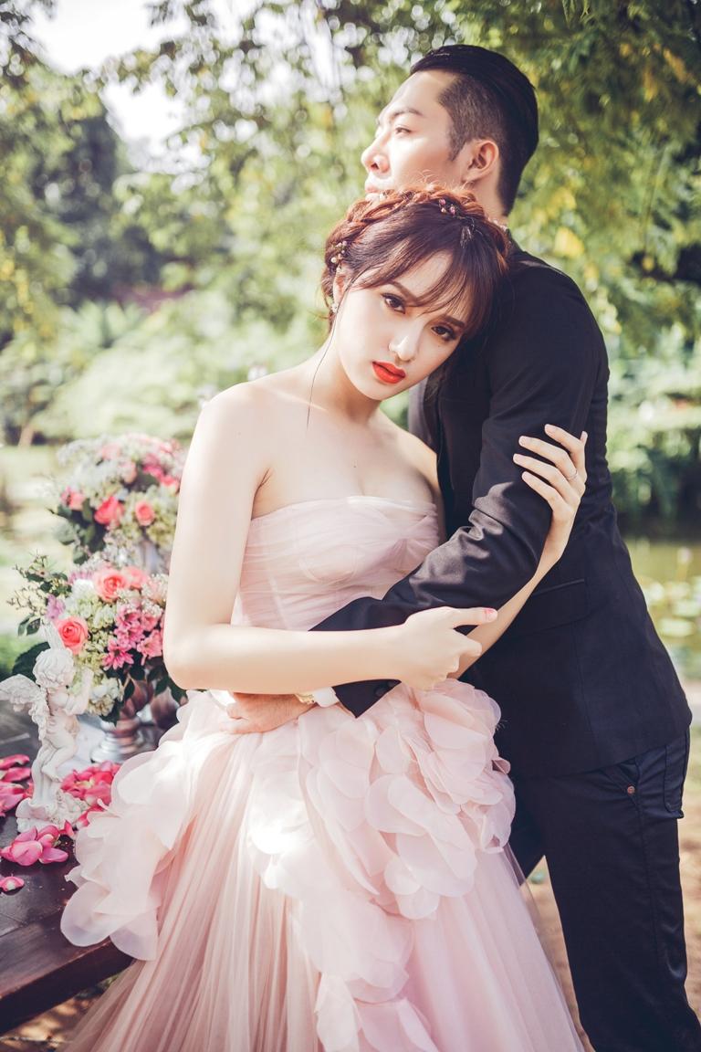 Hương Giang Idol dịu dàng, nữ tính khi làm cô dâu - 5