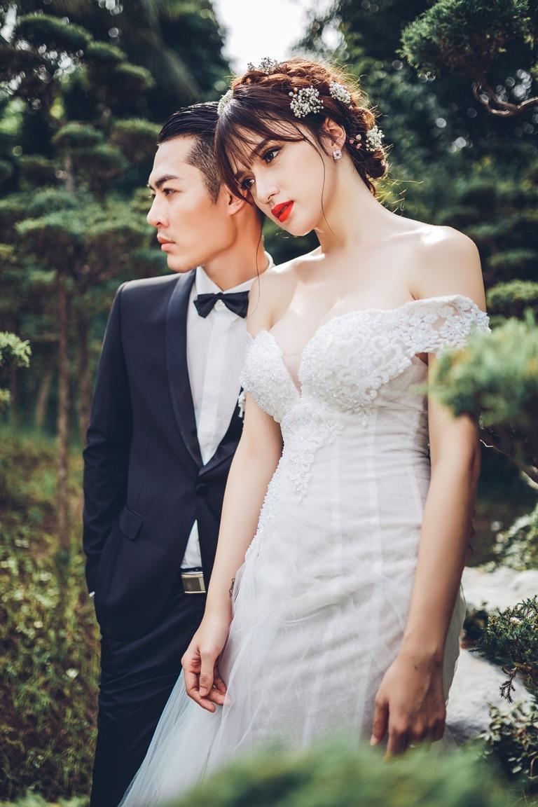 Hương Giang Idol dịu dàng, nữ tính khi làm cô dâu - 6