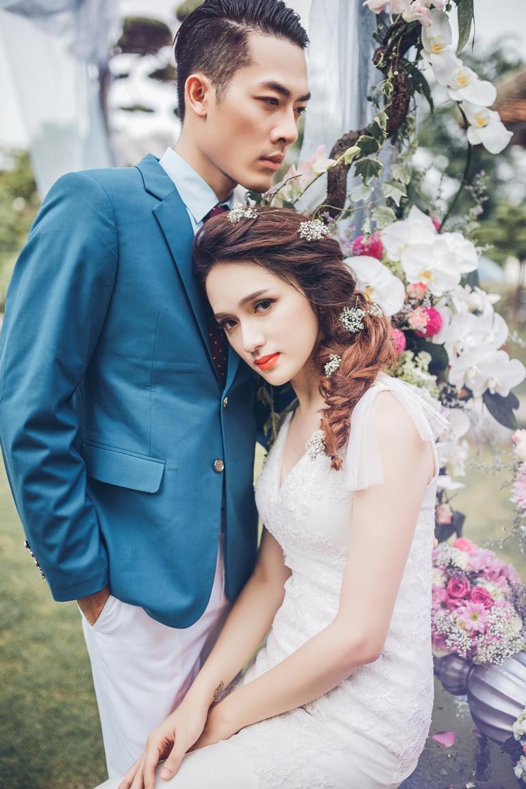 Hương Giang Idol dịu dàng, nữ tính khi làm cô dâu - 10