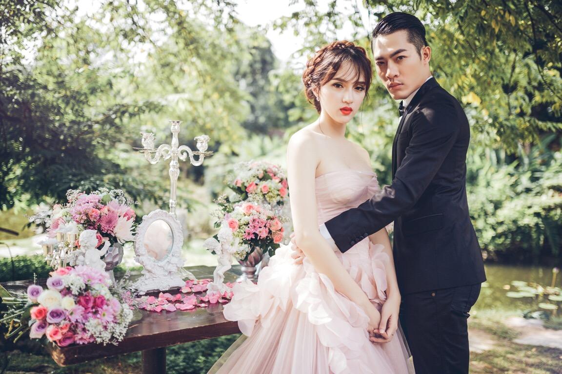 Hương Giang Idol dịu dàng, nữ tính khi làm cô dâu - 12
