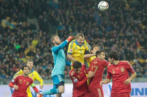"ĐT Tây Ban Nha: Đến lúc De Gea ""lật đổ"" Casillas - 1"