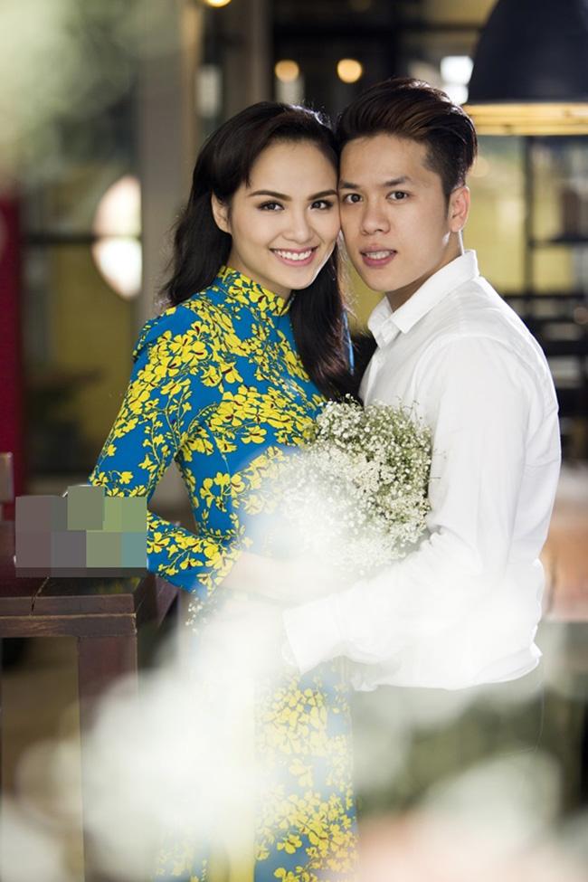 Sau khi giải quyết  xong chuyện hôn nhân với chồng cũ là đại gia giàu có, Diễm Hương đã tìm được bến đỗ mới hạnh phúc bên người chồng mới có điều kiện rất bình thường.