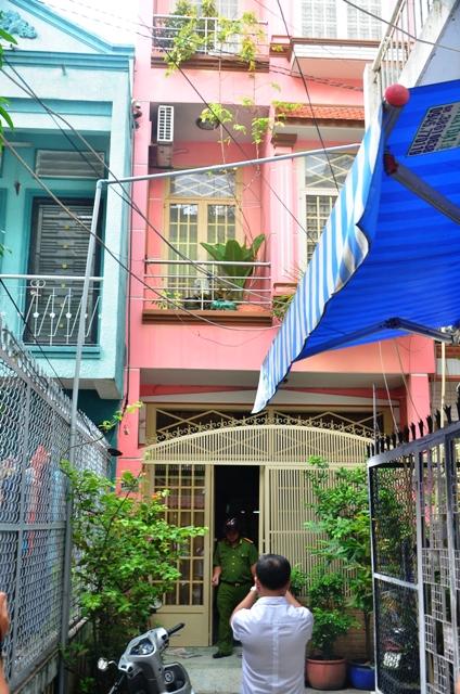 TP.HCM: Việt kiều Mỹ tử vong trong căn nhà khóa trái - 1