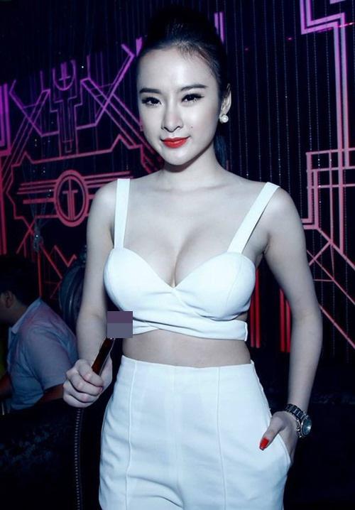 Top 7 mỹ nhân có vòng 1 đẹp nhất Việt Nam - 3