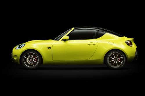 Toyota S-FR Concept cá tính trước thềm Triển lãm Toyota - 4