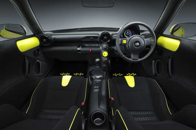 Toyota S-FR Concept cá tính trước thềm Triển lãm Toyota - 6