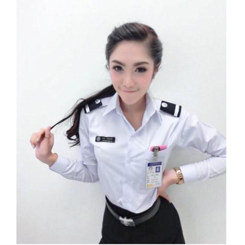 """Hot girl Thái Lan cổ vũ """"nóng bỏng"""" gây sốt Mỹ Đình - 8"""