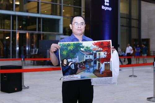Fan Hà Nội xếp hàng dài cả cây số để xem Kenny G - 12
