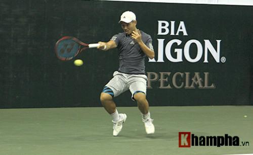Hoàng Thiên, Hoàng Nam dừng bước ở Việt Nam Open - 4