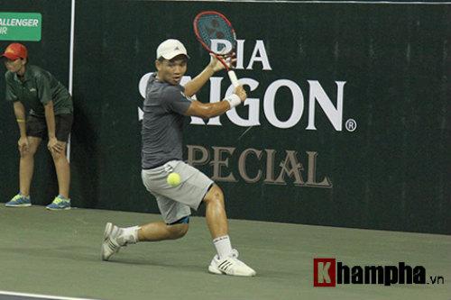 Hoàng Thiên, Hoàng Nam dừng bước ở Việt Nam Open - 5