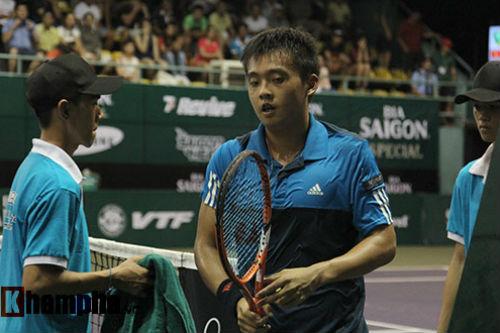 Hoàng Thiên, Hoàng Nam dừng bước ở Việt Nam Open - 6