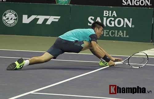 Hoàng Thiên, Hoàng Nam dừng bước ở Việt Nam Open - 2