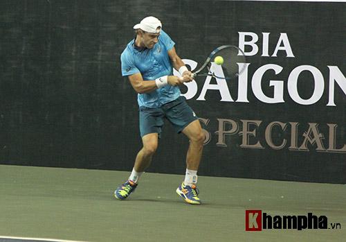 Hoàng Thiên, Hoàng Nam dừng bước ở Việt Nam Open - 3