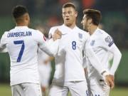 Bóng đá - Toàn thắng ở vòng loại Euro 2016, ĐT Anh lập kỉ lục