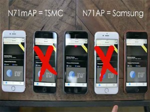 Sự khác biệt giữa chip A9 do Samsung và TSMC sản xuất trên iPhone 6S và 6S Plus
