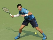 Thể thao - Shanghai Masters ngày 2: Raonic vất vả đi tiếp