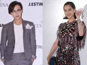 """Sao ngoại-sao nội - """"Người đẹp ngực lép"""" lên tiếng về quan hệ với G-Dragon"""